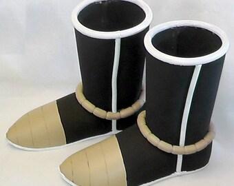 Flexible Saiyan Boots (Raditz)