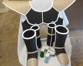 Flexible Saiyan Armor (Full Set)