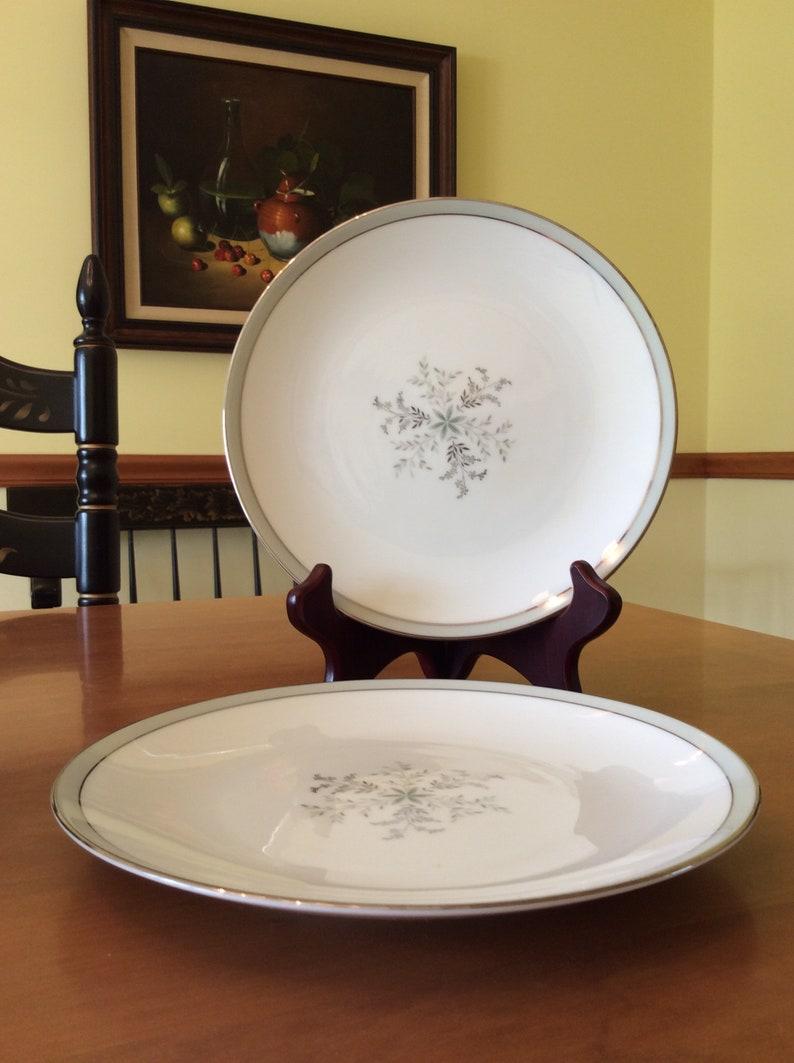 Vintage Noritake Lucille 8.5 Inch Dessert Salad Plate