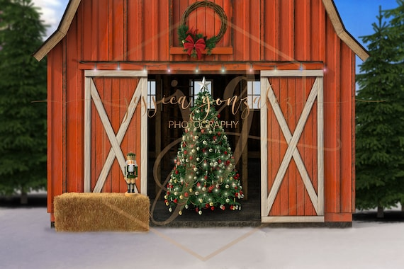 Christmas In The Barn 2020 Kc Christmas Barn   Etsy