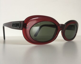 Moschino Vintage Sunglasses 90s made in Italy sunglasses years 90