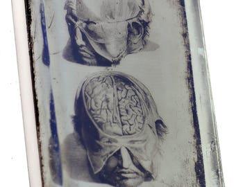 Vintage medical brain 4 oz. bath bar