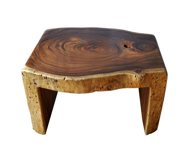 bd27e2df024 Coffee Table   Acacia Coffee Table   Live Edge Coffee Table