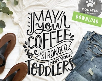 Funny Mom SVG | Sassy Mom Png Clipart | Funny Quote Svg Sassy SVG Coffee Southern Saying Svg Printable Instant Download Png Cricut Svg File
