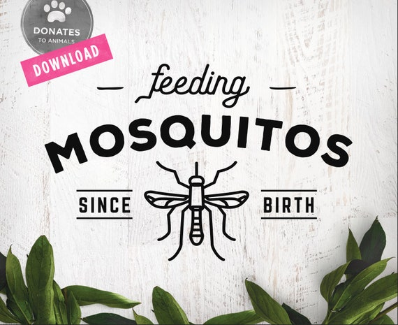 Funny Camping Svg Mosquito Svg Camper Svg Bugs Camping Shirt Etsy