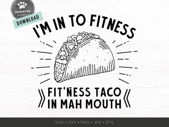 hand drawing woman shirt design lets taco about it digital download fuwn designs iron on transfer funny sayings svg Taco svg cricut
