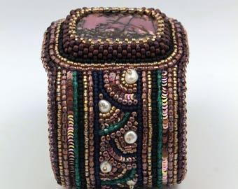 Dreamcatcher Beads Art