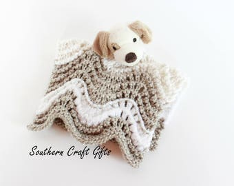 Puppy Buddy Blanket