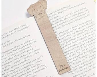 Animal bookmark/ruler