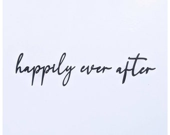 Custom wooden wall sign / happily ever after/ get naked bathroom sign/ custom bathroom sign/ get naked / modern wall sign / wall words