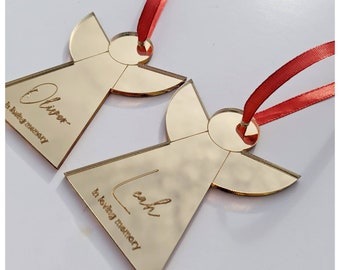 In loving memory Christmas decoration