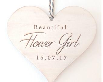 Flower girl gift/ Bridesmaid gift /Bridesmaid /flower girl/ Bridesmaid keepsake /flower girl keepsake / Personalised bridesmaid gift /gifts