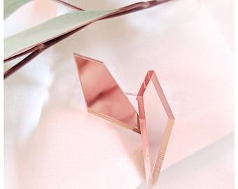 Geometric Shard Earrings