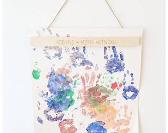 Custom picture holder/custom magnetic poster holder/poster holder/amazing artwork holder/children's art work/kids art work/magnetic holder