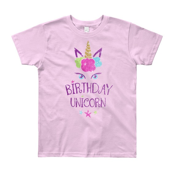 Just Believe In Magic TShirt T-Shirt Tee Unisex Cool Cute Unicorn Hope Rainbow