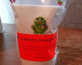 White Zote Laundry Detergent