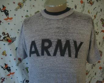 Vintage workout shirts | Etsy