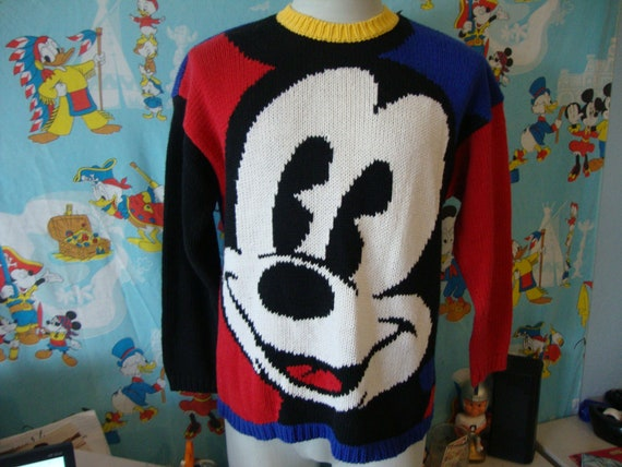 Vintage 90's Mickey & Co Walt Disney Mickey Mouse