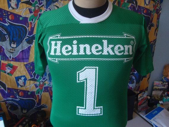 Unisex Fit Tiger Football Jersey Vintage V-Neck Tee 1980/'S Black /& Gold On Mesh