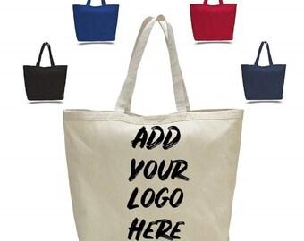 0dc2d8781ac Custom tote bag