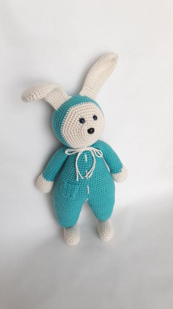 Patron Amigurumi Crochet : lapin réaliste – Made by Amy | 1014x570