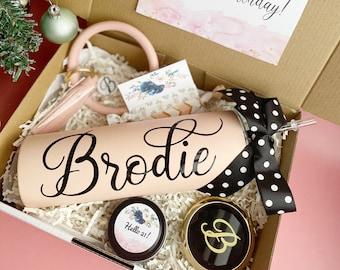 Birthday Gift Hamper/ Blush Birthday Gift Set for her/ Gifts for Mom/ Friends Gift