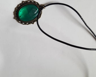 The 'Elle' Carmilla movie inspired necklace