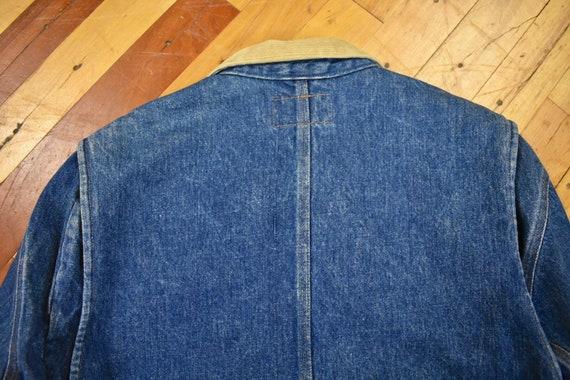 Polo Ralph Lauren Medium Denim Jacket Vintage 80s - image 8