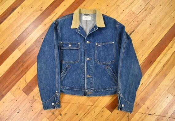 Polo Ralph Lauren Medium Denim Jacket Vintage 80s - image 1