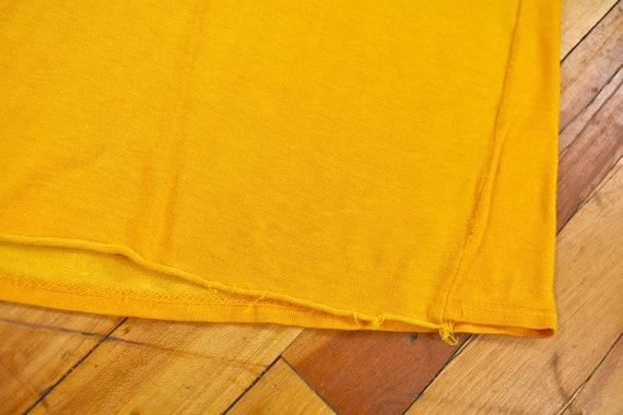 50s 60s Acorn Lodge Jersey Small Rayon T-Shirt Vi… - image 4