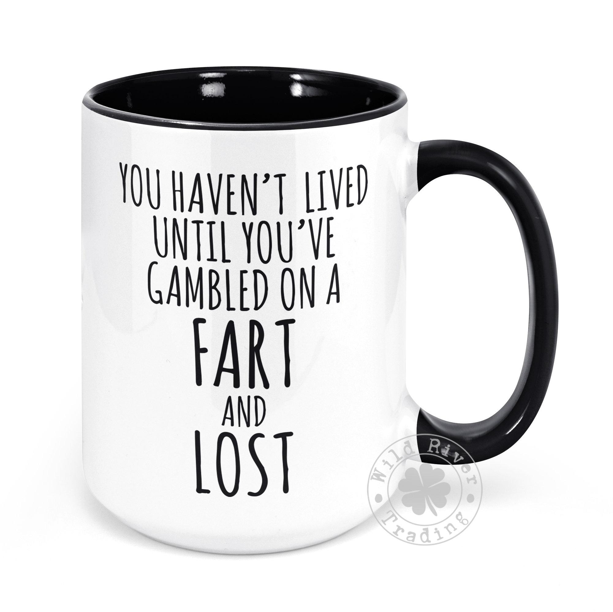 Worlds Greatest Farter père Tasse Drôle Cadeau Bureau Usine Tasse à café Papa Daddy