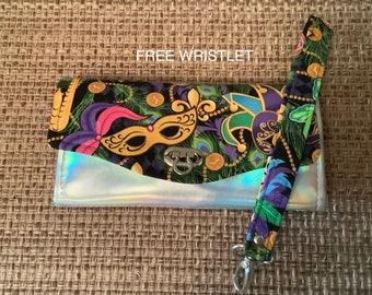 Mardi Gras Wallet