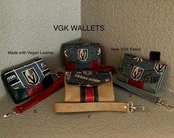 Las Vegas Golden Knights Wallet