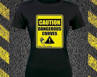 DANGEROUS Curves Tee
