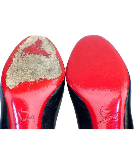 798d17c225d Crystal Clear 3M sole protector guard for Christian Louboutin red bottom  heels. Añadir a favoritos
