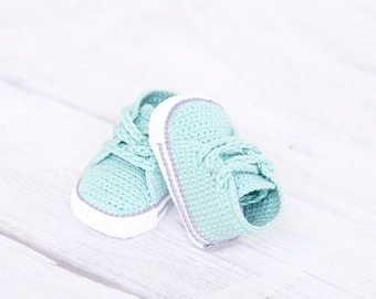 Baby Sneakers Etsy