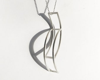 very special necklace for long chain