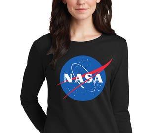 48ff43d9 Long Sleeve Shirt For Women Retro Gift T-Shirt With Sayings T-Shirt For Men Cool  T-Shirt Best T-Shirts Vintage T-Shirts Black T-Shirts Tee