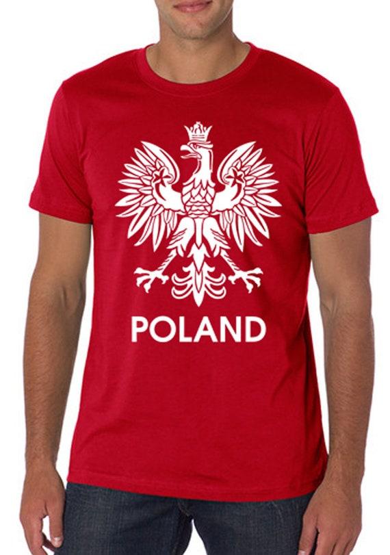 9486f429 Poland T-Shirt Polish T-Shirt Polska T-Shirt Polska Shirt | Etsy