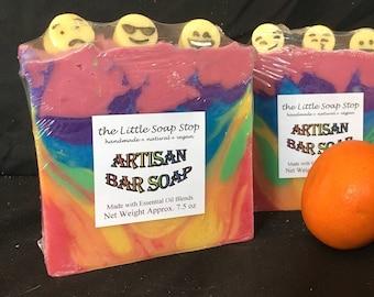 Emoji Soap