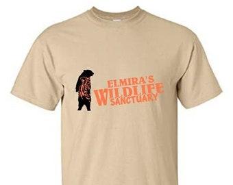 Logo T-shirt Moisture Wicking Microfiber