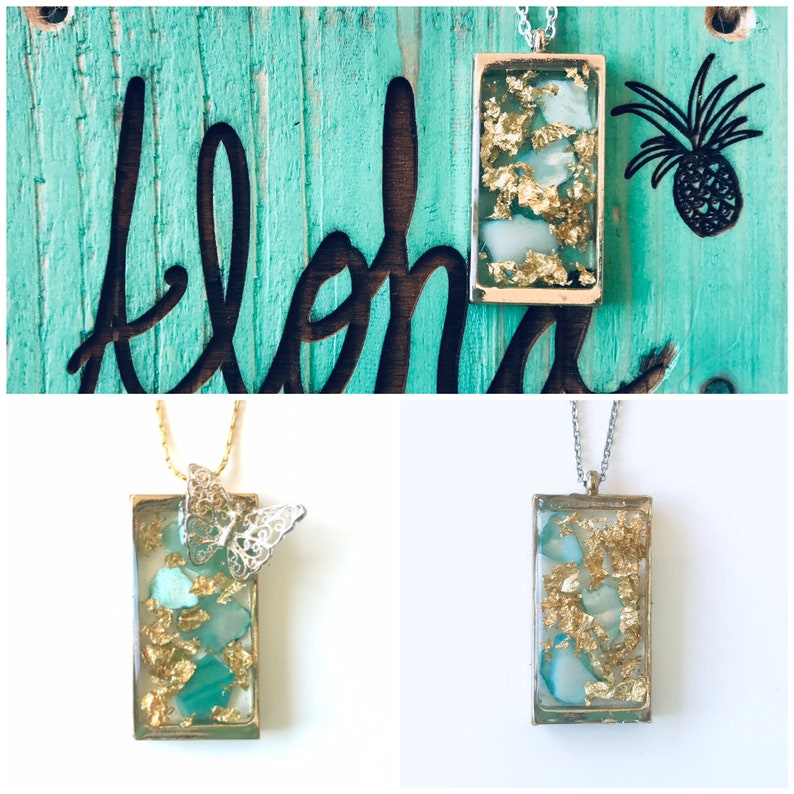 Ode to Hawaii Necklace