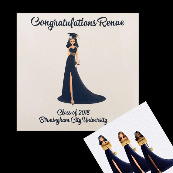 Graduation Card University Personalised Custom Congratulations, Well Done, Exam Results Pass A Levels Degree University College Student by Etsy