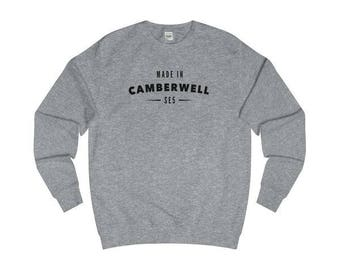 Made In Camberwell T-Shirts/Sweaters/Hoodies