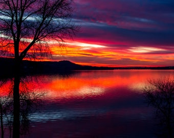 Sunset - Lake Wisconsin