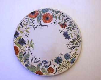 Secret garden ceramic