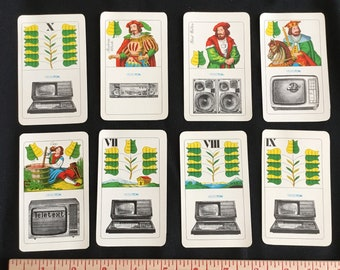 1985 – Promotional Playing Cards – Videoton – Hungary