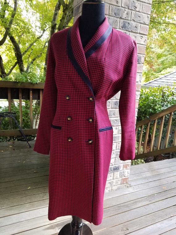 Sale Vintage Dress 1980s Womens Dress Danny Nicole Etsy