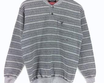 Vintage Lyle and Scott Black Label Sweatshirt  7f55918ea