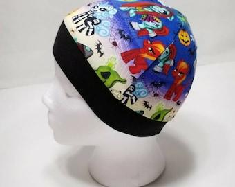 c1cd8912f88 Nightmare Before Christmas   Nightmare Ponies   Pony Beanie   Christmas  Gift   Birthday Present   Chemo Hat   Oogie Boogie   Jack
